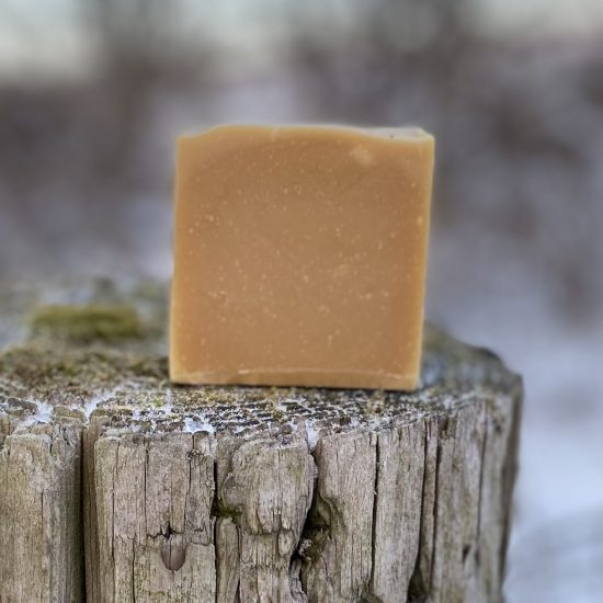 simply the goat milk soap bar unscented